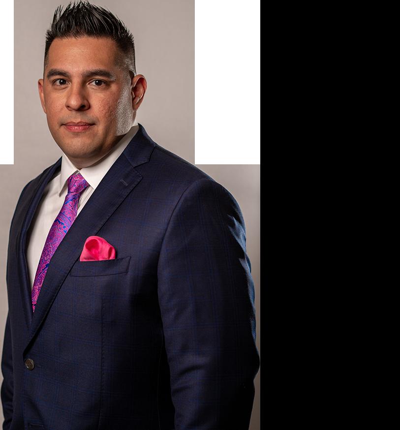 criminal defense lawyer Adam Capetillo