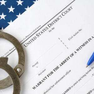 What Do I Do If I Have a Warrant Out for My Arrest?
