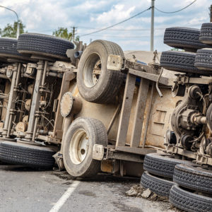18-Wheeler Accidents are More Common Than You Think